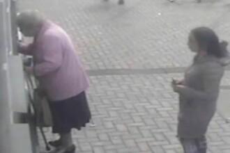 Cum a reușit o pensionară să scape de o femeie care voia să o jefuiască