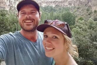 Turistă gravidă, ucisă cu cruzime de 3 bărbaţi cu cuţite în cabana unde mersese în vacanţă. Ce a făcut soţul ei