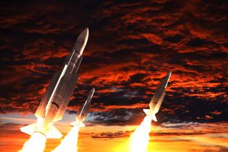 """Scenariul unui război nuclear Rusia vs SUA. """"Europa ar fi incinerată"""". Numărul morților"""