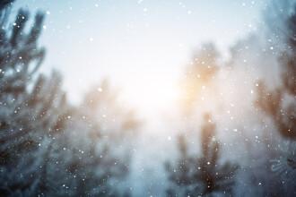 Alertă de vreme deosebit de rece. Unde se vor înregistra ninsori