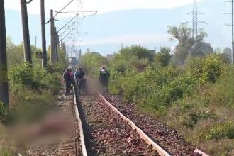 Cireadă de vaci, nimicită de tren în Bistrița. Văcarii, acuzați că ascultau muzică în căști