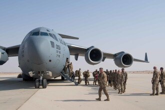 Statele Unite trimit trupe în Golf, după atacul asupra Arabiei Saudite