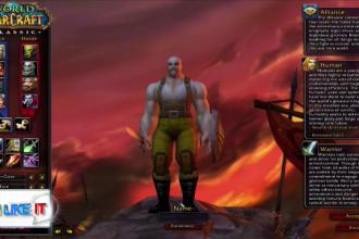 iLikeIT. Jocul săptămânii este World of Warcraft Classic, un titlu care a apărut în 2006