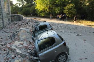 Cel mai puternic cutremur din Albania din ultimii 30 de ani. Zeci de oameni sunt răniți