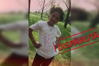 Fetița dispărută în Dâmbovița este în continuare căutată de zeci de polițiști și jandarmi