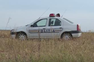 """Fetiţa ucisă în Dâmboviţa. Primarul comunei: """"Se vede trântită pe bancheta din dreapta"""""""