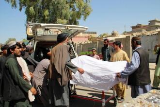 Cel puţin 40 de civili, ucişi la o nuntă în sudul Afganistanului