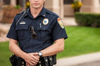 Polițist cercetat disciplinar, după ce a arestat doi copii de 6 ani, în SUA