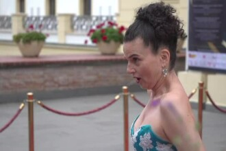 Festival inedit de operă în Sibiu. Artiștii au cântat în aer liber