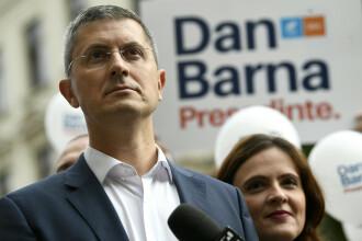 Prima reacţie a lui Dan Barna, după moţiune.