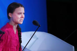 Premiul primit de Greta Thunberg pentru că a inspirat milioane de tineri să lupte pentru mediu