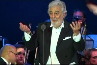 După acuzațiile de hărțuire sexuală, Placido Domingo s-a retras din spectacolele la Operă