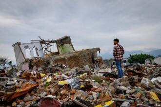 Seism puternic în Indonezia. Bilanțul a ajuns la cel puțin 20 de morți și 100 de răniți