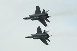 Rusia a trimis avioane de ultimă generaţie în Crimeea. Ce misiune au la Marea Neagră