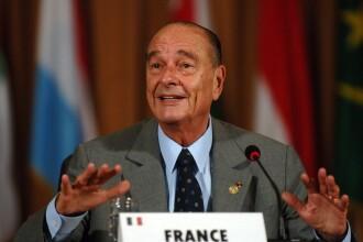 SUA aduc un omagiu fostului președinte francez Jacques Chirac, la câteva zile de la deces