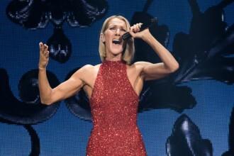 Celine Dion vine în România. Când va avea loc concertul