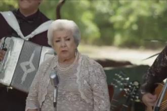 Bunică de 81 de ani, nominalizată la Premiile Grammy Latino. Albumul care a făcut-o faimoasă