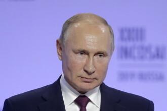 Vladimir Putin a glumit că va interveni în alegerile din SUA.