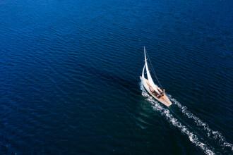 Un cetățean austriac aflat la bordul unui velier, dat dispărut pe Marea Neagră, a fost găsit