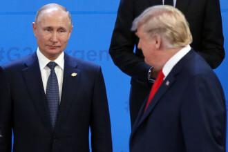 CNN: Casa Albă a restricționat accesul la discuțiile telefonice dintre Trump și Putin