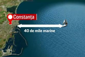 Eroarea comisă de austriacul dispărut în largul Mării Negre. Cine a alertat autoritățile