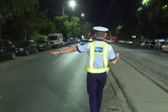 Şofer prins cu 166 şi 236 de km/oră în Iași. Gestul său în timp ce era urmărit de poliţişti