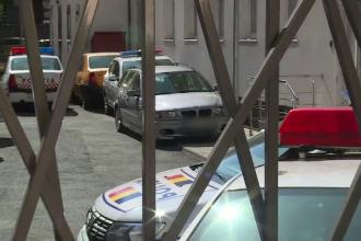Bărbatul care a înjunghiat un șofer în Capitală, reținut. De la ce a pornit scandalul