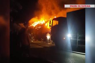 Doi bătrâni din Suceava au murit arși în casă. Incendiul, provocat de o lumânare
