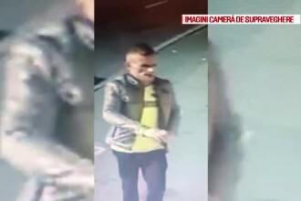 Un individ care a jefuit o sală de jocuri în Timișoara este căutat de polițiști. Cât a furat