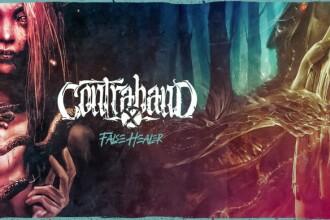 """Trupa românească de metal Contraband X a lansat albumul """"False healer"""". Interviu cu Petre și Octav"""