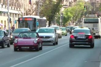 Restricții de trafic în Capitală. Lista zonelor care vor fi afectate