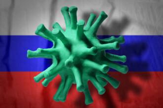Numărul de noi cazuri de Covid-19 în Rusia a depăşit 6.000, pentru prima oară în ultimele două luni
