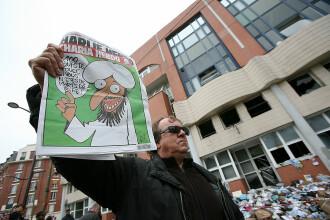 Charlie Hebdo republică ilustraţiile cu Mahomed care au făcut-o ţinta jihadiştilor în 2015