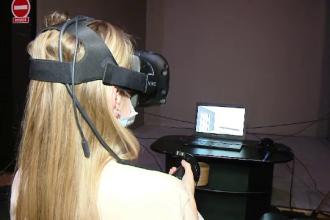 Proiect inedit lansat la Cluj. Aplicația de realitate virtuală care tratează și previne bolile psihice