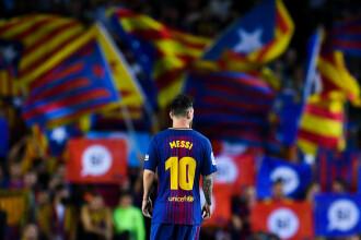 """Lionel Messi a anunțat unde va juca sezonul următor. """"Nu eram fericit și am vrut să plec"""""""
