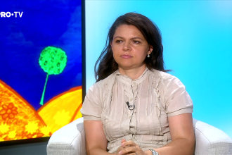 """Lucica Ghiță la """"Doctor de bine"""". Convulsia febrilă, afecțiunea care îi sperie pe părinți"""