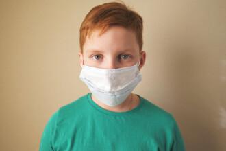 Cercetători: Cele trei simptome de Covid-19 care apar la copii și nu sunt în atenția medicilor