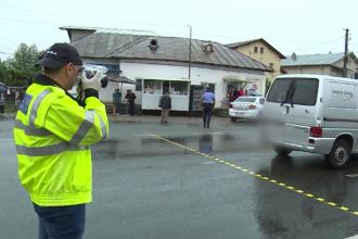 Accident grav în Dâmbovița. O femeie de 88 de ani, lovită și ucisă pe trecerea de pietoni