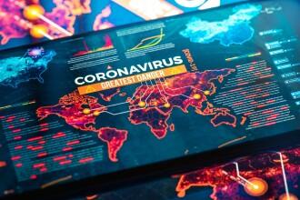 Covid-19 continuă să facă ravagii pe plan mondial. Încă o țară a trecut de 4 miloane de cazuri