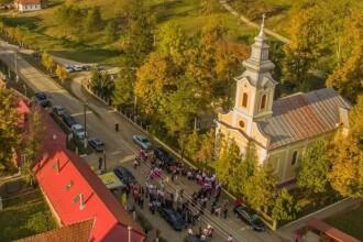 Localitatea dn România cu cele mai multe cazuri de Covid-19 raportate la populație