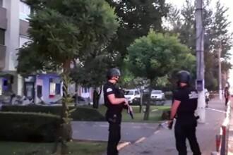 Două bancomate din Otopeni au fost detonate. Hoții nu au reușit să ia bani din ele