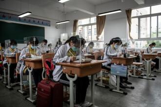 OCDE: Întreruperea cursurilor din cauza pandemiei va avea un impact major pentru tot restul secolului