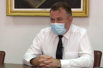 Nelu Tătaru: În ultima săptămână, peste 770 de copii au fost diagnosticaţi cu COVID-19
