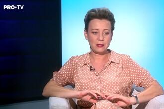 Interviu cu actrița Mirela Oprișor: