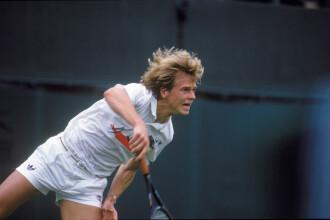 Un arbitru de la US Open a decedat în urmă cu 37 de ani după ce a fost lovit de serviciul lui Stefan Edberg