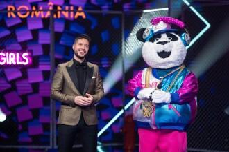 Vulpoiul, Panda, Unicornul, Tigrul, Extraterestrul și Îngerul se duelează vineri seară, la Masked Singer România
