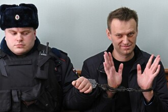Poliţia rusă vrea să îl interogheze pe Navalnîi, după ce medicii germani au concluzionat că a fost otrăvit
