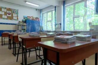 Școlile din București se pregătesc de scenariul roșu. Incidența cazurilor a trecut de 3