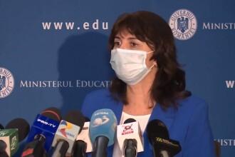 Monica Anisie explică ce se întâmplă dacă apar cazuri de Covid-19 în școli, după debutul anului școlar