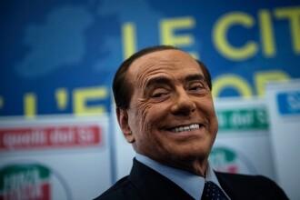 Fostul premier italian Silvio Berlusconi, internat de urgenţă în spital